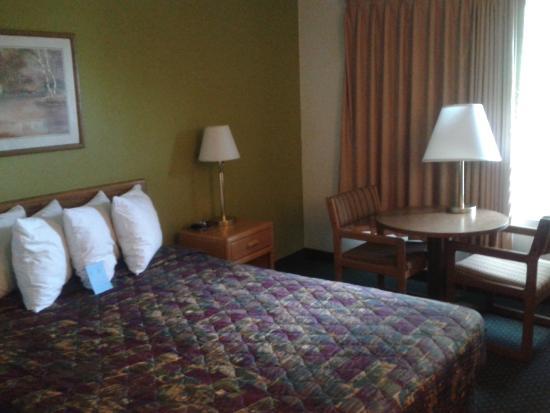Rodeway Inn Grand Island: oda