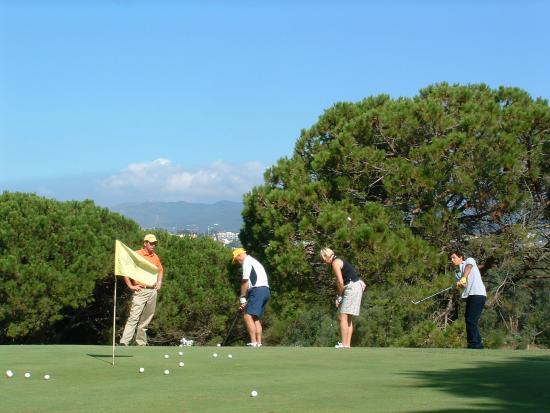 Estoril Golf School Daniel Grimm