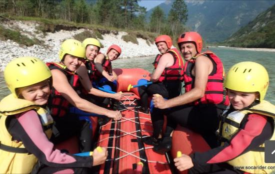 Soca Rider: Bellissima esperienza