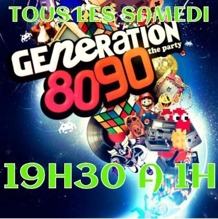 Les Rives de Vilaine : Generation 80 a 90