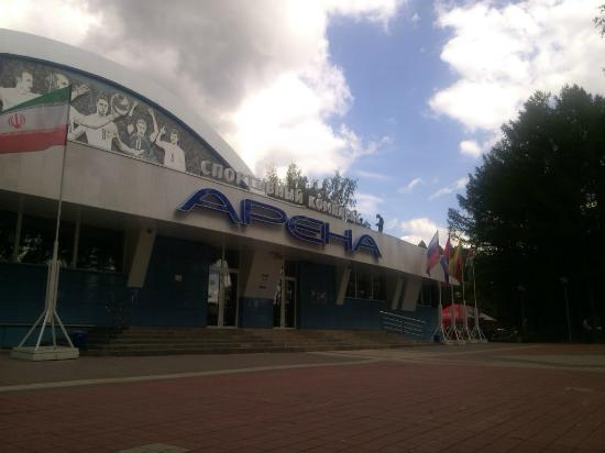 Sport and Entertainment Complex Arena