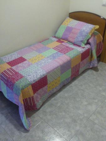 Hostal La Barretina: Twee bedding