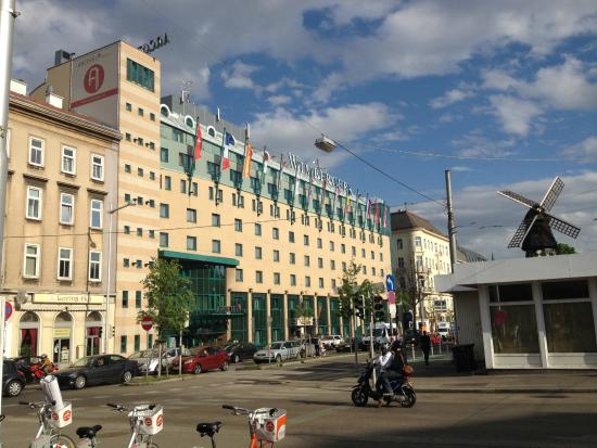 Hotel Arcotel Wimberger Wien
