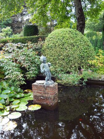 Campile, Irlanda: The Pool by the Italian Loggia