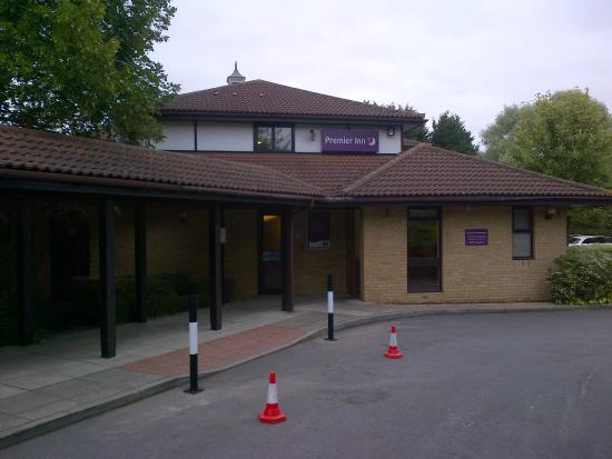 Premier Inn Peterborough (Ferry Meadows) Hotel: Premier Inn Peterborough