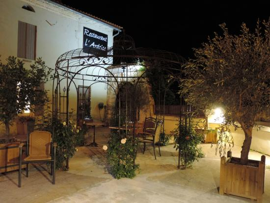 Saint-Seurin-de-Prats, فرنسا: La terrasse