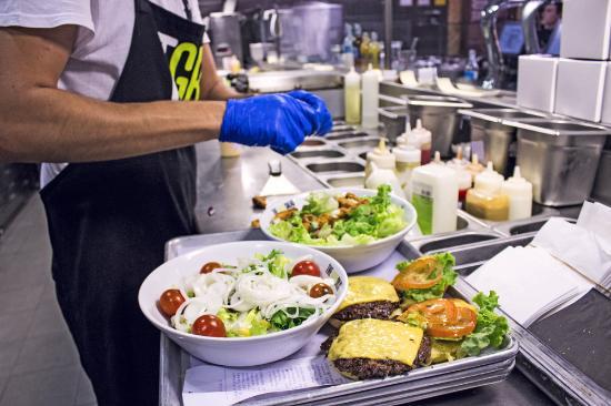 imagen TGB - The Good Burger - Paseo de Cristina en Sevilla
