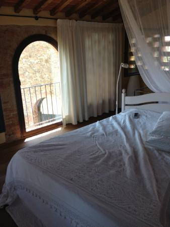 La Casa sul Sentiero: La vue depuis le second appartement