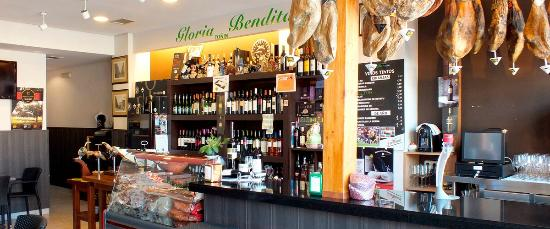 Bar Gloria Bendita Tonin