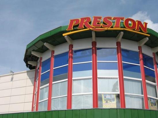 Mall Preston