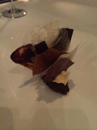 Quay Restaurant: Chocolate ethereal