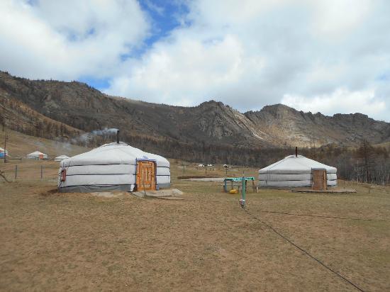 Gorkhi-Terelj National Park: 테를지 숙소 게르