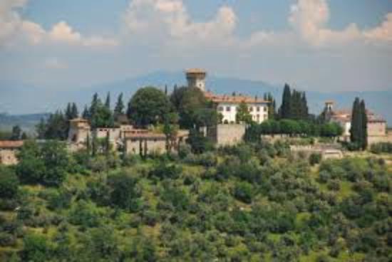 Castello Verrazzano Tour