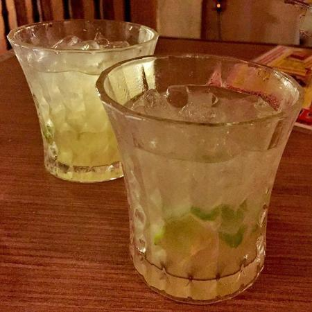 KOSAN 19th St. Snack & Bar: Caipirinhas