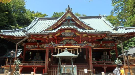 Takaosan Yakuo-in Yuki-ji Temple