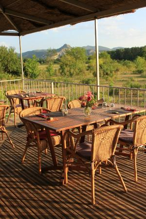 Restaurant Roseraie des Pommiers