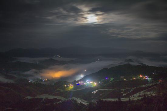 Longsheng County, China: Рисовые террасы