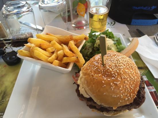 Salade au ch vre un r gal un hamburger savoyard fabrication maison m me - Bar fabrication maison ...