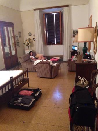 Camere Renzi: Una delle due camere disponibili