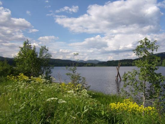 Bogstadvannet Lake
