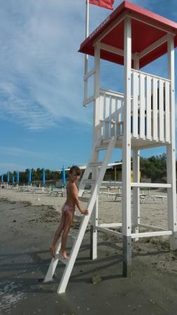 Spiaggia Boccasette