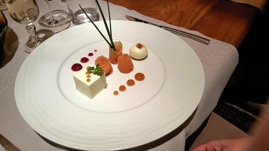 Les Clos de Chaponost Restaurant