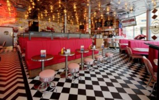 Infamous Diner Manchester Restaurant Reviews Photos