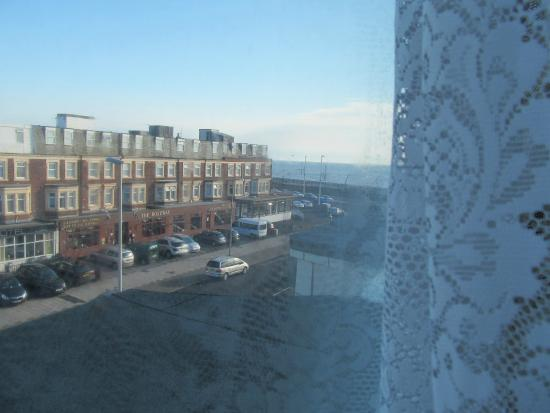 Silversands Hotel: View from silversands room