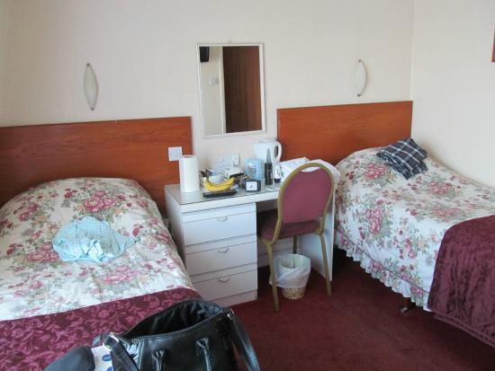 Silversands hotel room