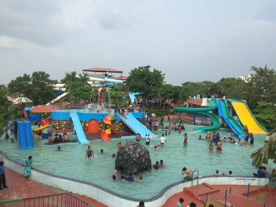 Marvel Water Park