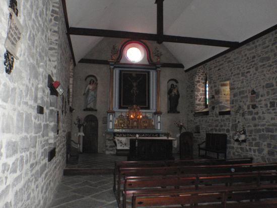 Mauleon-Licharre, France: Eglise Notre dame de la haute ville