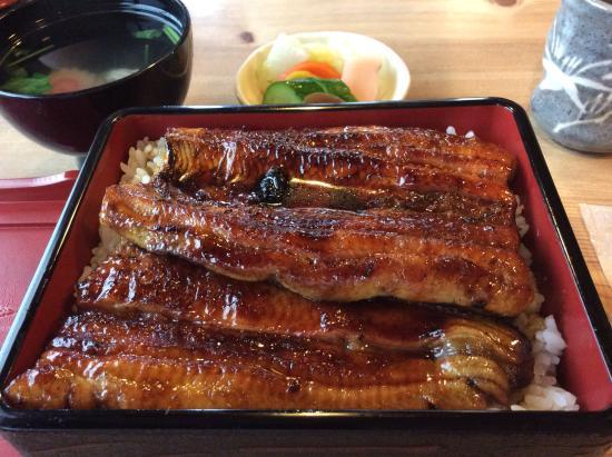 鰻重 上 - Picture of Uotama, T...
