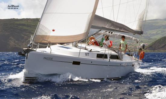 Sailboat Azores - Day Sailing Tours