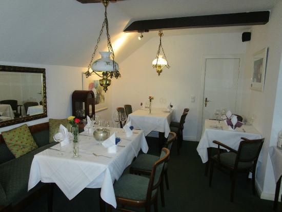 Schlie Krog: Gastraum
