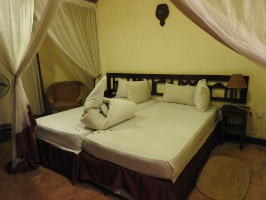 Kia Lodge – Kilimanjaro Airport: Kamer in lodge