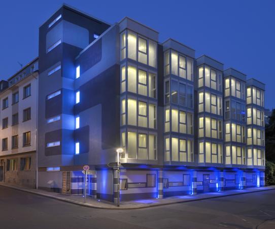 Petul apart hotel city premium essen tyskland for Apart city hotel
