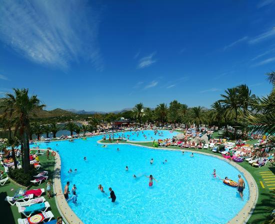 Club MAC Alcudia : Pool