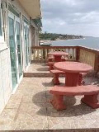 Hotel Colombus: balcon