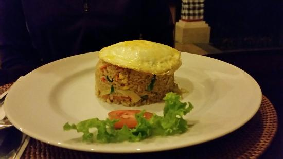 Villa Pelangi Sidemen: Best food