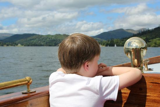 Bowness-on-Windermere, UK: Green Cruise
