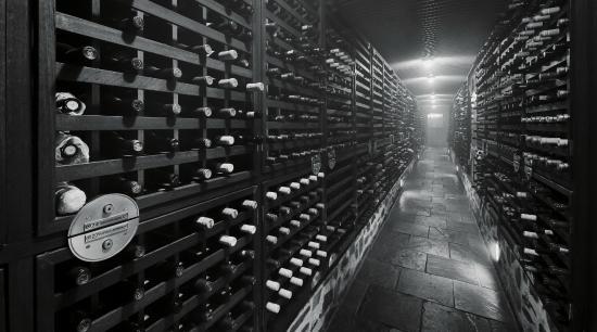 Cape Grace: Bascule Wine Cellar