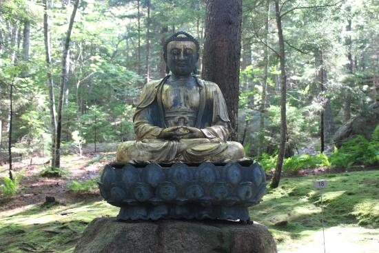 Seal Harbor, ME: Buddha