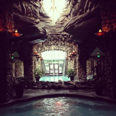 picture of the omni grove park inn spa. Black Bedroom Furniture Sets. Home Design Ideas