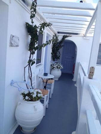 Hotel Galini: stanze