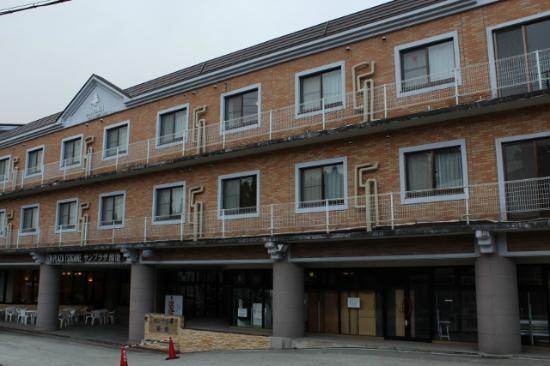 Hotel Sun Plaza Tsugaike: 外観