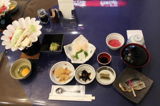 Hotel Sun Plaza Tsugaike: 夕食