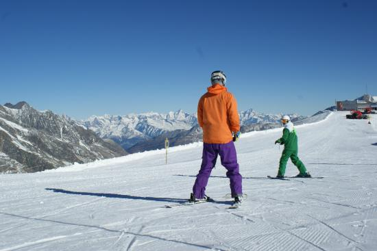 Optimum Snowsports : One to one lessons