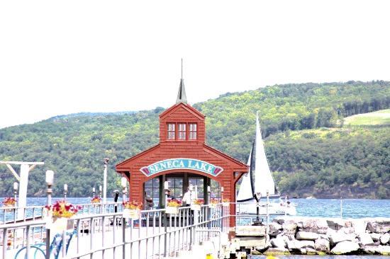 Stroller IV Scenic Boat Ride: The Dock