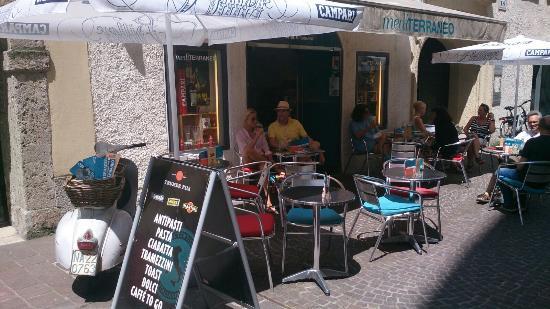 Bar Mediterraneo Salisburgo