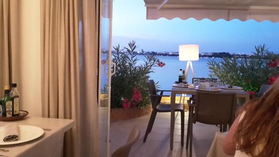 Florit Restaurant : Terrasse